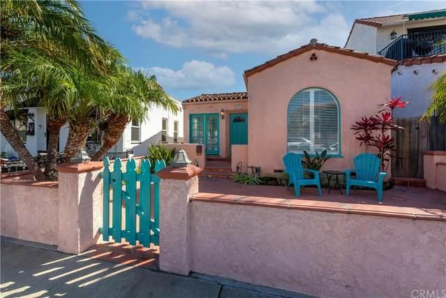 216 La Verne Avenue, Long Beach, CA 90803 (#PW21233757) :: Robyn Icenhower & Associates