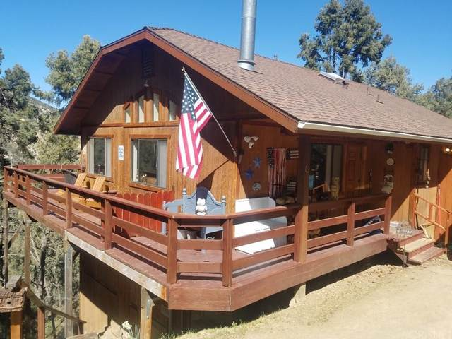 2330 Overlook Court, Pine Mountain Club, CA 93222 (#SR21232661) :: eXp Realty of California Inc.