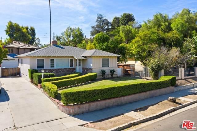 22044 Crespi Street, Woodland Hills, CA 91364 (#21798072) :: The Kohler Group