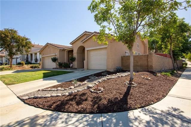 920 Caribou Circle, Corona, CA 92881 (#IG21233715) :: eXp Realty of California Inc.