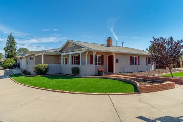 579 La Rue Wy, El Cajon, CA 92021 (#210029540) :: RE/MAX Empire Properties