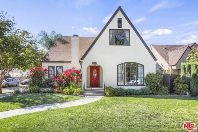 1209 Cottage Grove Avenue, Glendale, CA 91205 (#21797450) :: Compass