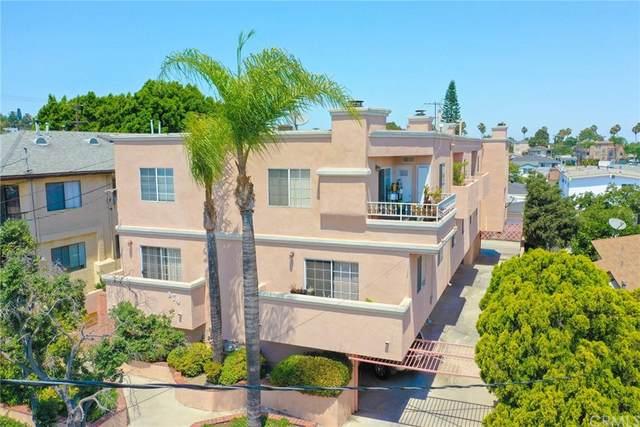 874 W 3rd Street #4, San Pedro, CA 90731 (#SB21223409) :: Dave Shorter Real Estate