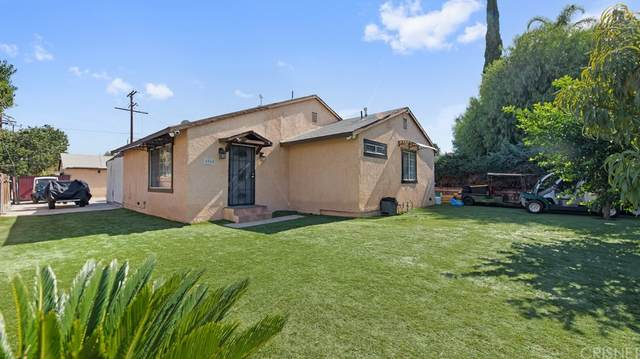 6960 Etiwanda Avenue, Reseda, CA 91335 (#SR21233793) :: Frank Kenny Real Estate Team