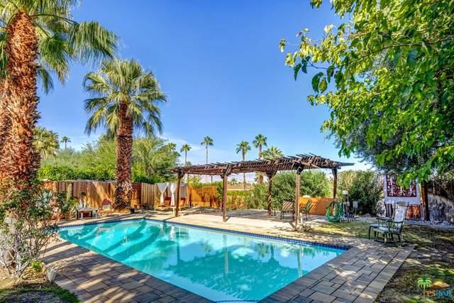 71770 San Gorgonio Road, Rancho Mirage, CA 92270 (MLS #21792240) :: Desert Area Homes For Sale