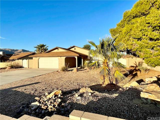 5868 Mesquite Springs Road, 29 Palms, CA 92277 (#JT21233181) :: Robyn Icenhower & Associates