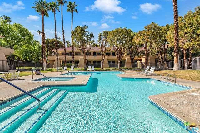 2821 W Los Felices Circle #213, Palm Springs, CA 92262 (MLS #21798088) :: Desert Area Homes For Sale