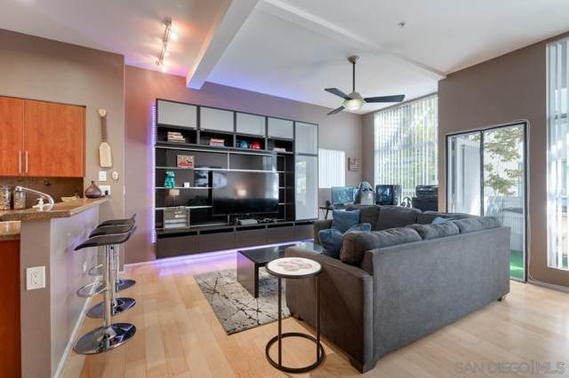 120 Island Ave #228, San Diego, CA 92101 (#210029544) :: RE/MAX Empire Properties