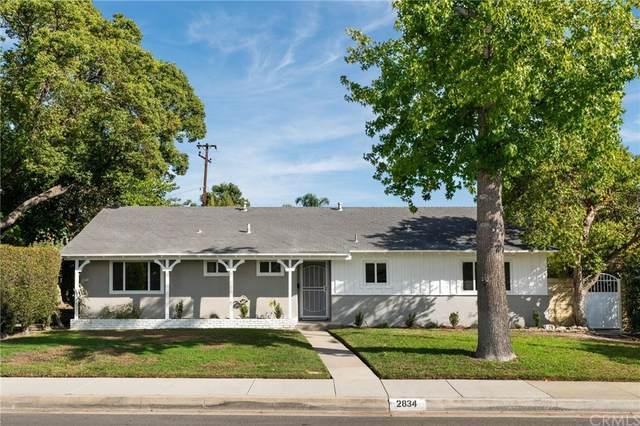 2834 N White Avenue, La Verne, CA 91750 (#CV21233875) :: RE/MAX Empire Properties