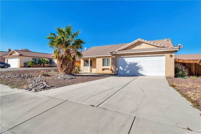 71572 Sunflower Drive, 29 Palms, CA 92277 (#JT21233536) :: Robyn Icenhower & Associates