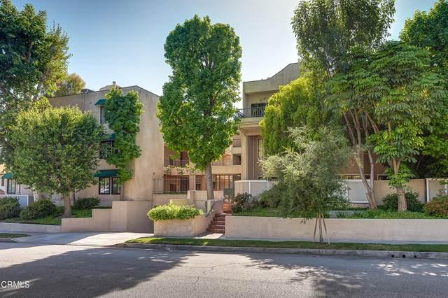 1310 E Orange Grove Boulevard #128, Pasadena, CA 91104 (MLS #P1-7180) :: ERA CARLILE Realty Group