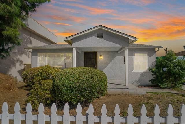 215 S Sunshine Avenue, El Cajon, CA 92020 (#PTP2107401) :: Bob Kelly Team