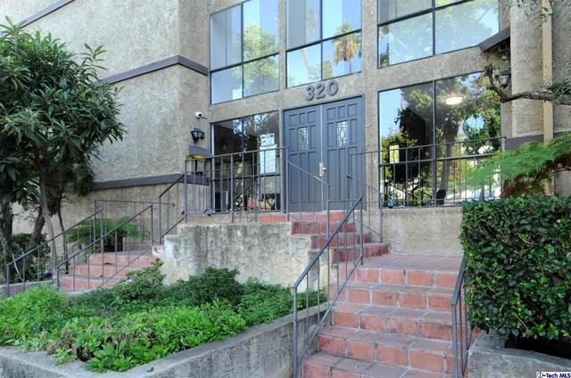 320 E Stocker Street #320, Glendale, CA 91207 (#320008153) :: RE/MAX Empire Properties