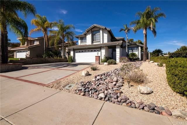 26807 Colt Drive, Corona, CA 92883 (#OC21230614) :: eXp Realty of California Inc.