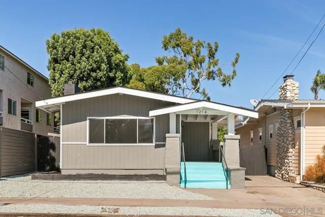 1214 Washington Pl, San Diego, CA 92103 (#210029547) :: Bob Kelly Team