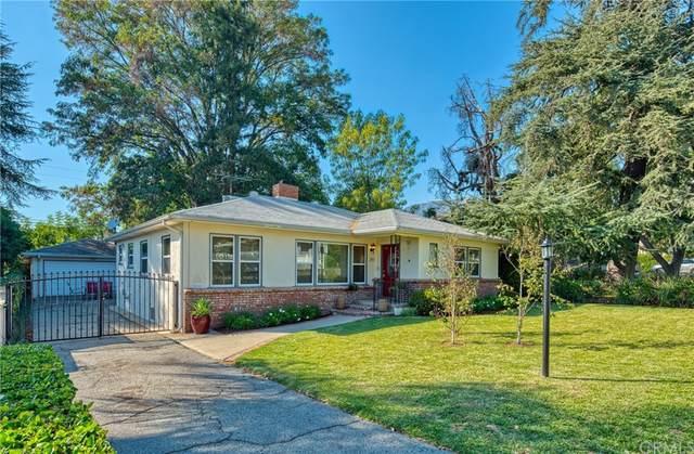 241 N Magnolia Avenue, Monrovia, CA 91016 (#AR21233865) :: RE/MAX Empire Properties