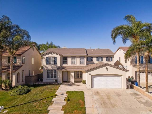 7265 Valley Meadow Avenue, Eastvale, CA 92880 (#AR21233655) :: The M&M Team Realty