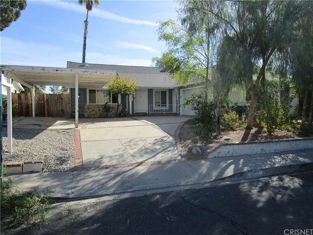 7142 Atheling Way, West Hills, CA 91307 (#SR21233929) :: Compass