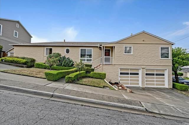 499 Cherry Avenue, San Bruno, CA 94066 (#ML81867794) :: Frank Kenny Real Estate Team