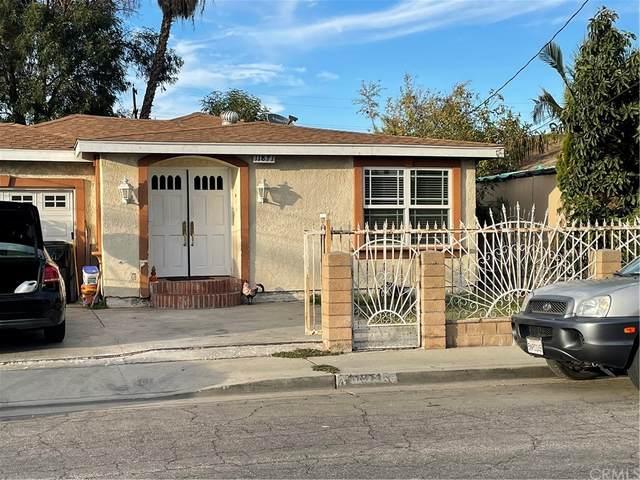 11871 162nd Street, Norwalk, CA 90650 (#PW21233261) :: Rogers Realty Group/Berkshire Hathaway HomeServices California Properties