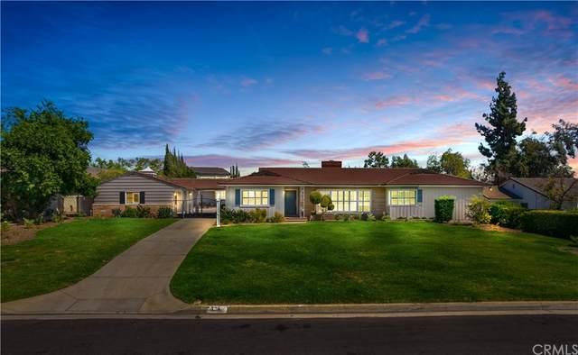 736 Vallombrosa Drive, Pasadena, CA 91107 (#AR21233681) :: Team Forss Realty Group