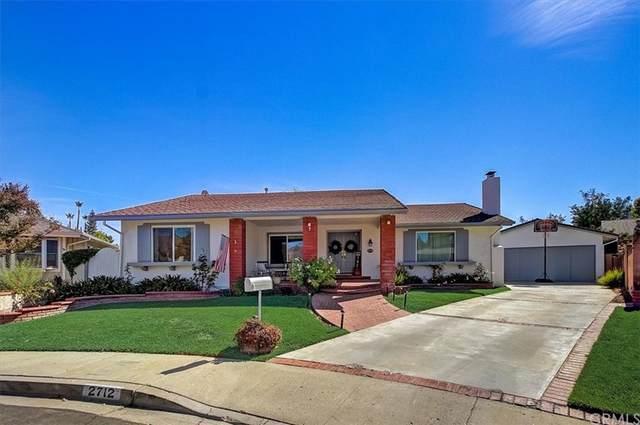 2712 Granvia Place, Thousand Oaks, CA 91360 (#BB21231505) :: RE/MAX Masters