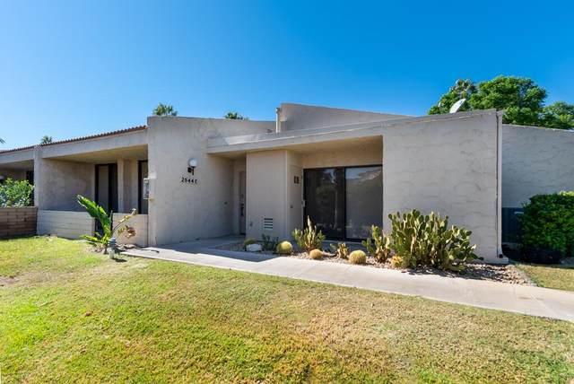 2544 N Whitewater Club Drive C, Palm Springs, CA 92262 (#219069354PS) :: Zutila, Inc.