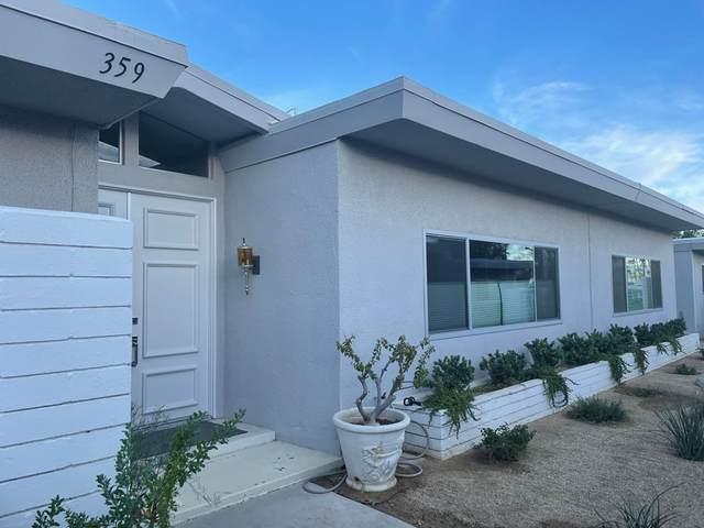 359 E Avenida Granada, Palm Springs, CA 92264 (#219069356PS) :: Frank Kenny Real Estate Team