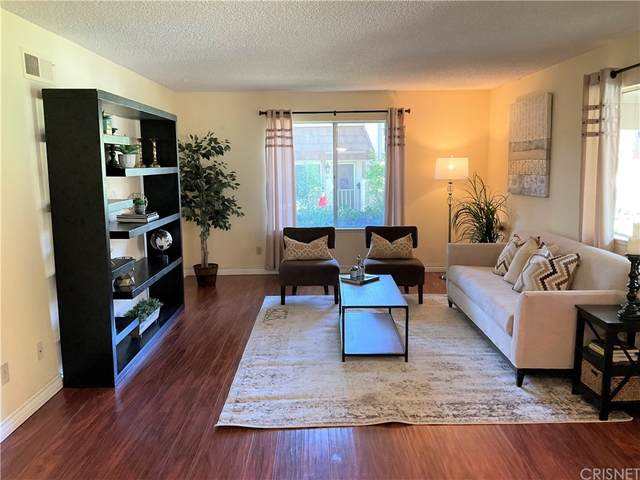 22232 James Alan Circle #1, Chatsworth, CA 91311 (#SR21232361) :: Frank Kenny Real Estate Team