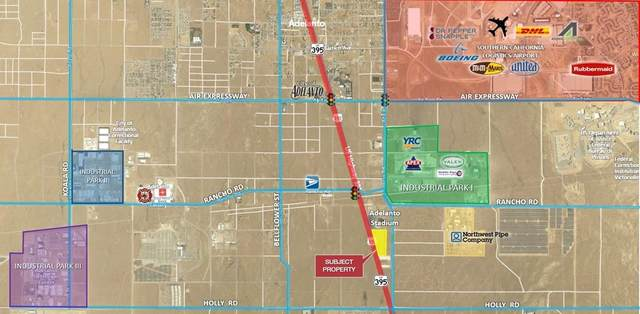 0 Highway 395, Adelanto, CA 92301 (#540347) :: Team Forss Realty Group