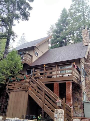 743 Grass Valley Road, Lake Arrowhead, CA 92352 (#PW21233031) :: Swack Real Estate Group | Keller Williams Realty Central Coast