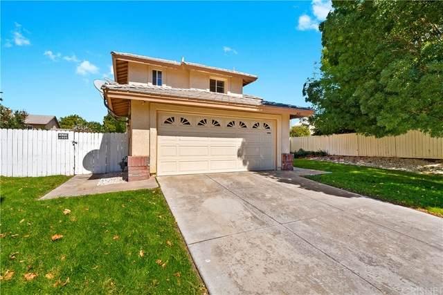 2601 W Milling Street, Lancaster, CA 93536 (#SR21216808) :: eXp Realty of California Inc.