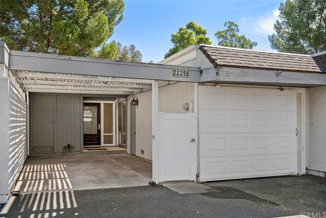 22396 Caminito Tecate #311, Laguna Hills, CA 92653 (#OC21233925) :: Team Forss Realty Group