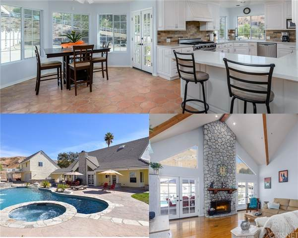 15315 Baker Canyon Road, Canyon Country, CA 91390 (#SR21233817) :: Zen Ziejewski and Team