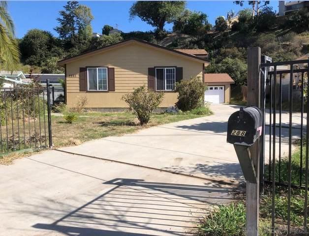 2885 Chollas Rd, San Diego, CA 92105 (#210029563) :: The Kohler Group