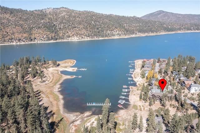 591 Cove Drive, Big Bear, CA 92315 (#EV21232809) :: Zen Ziejewski and Team