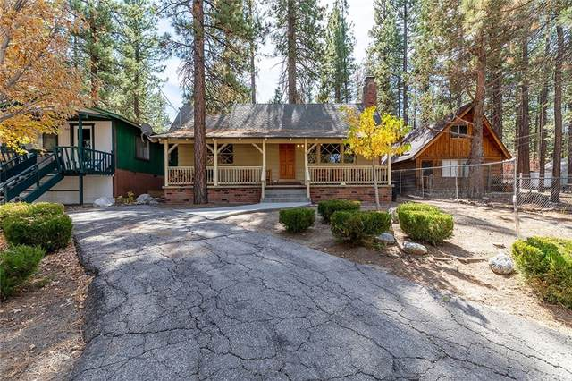 528 W Rainbow Boulevard, Big Bear, CA 92314 (#EV21233964) :: Mainstreet Realtors®