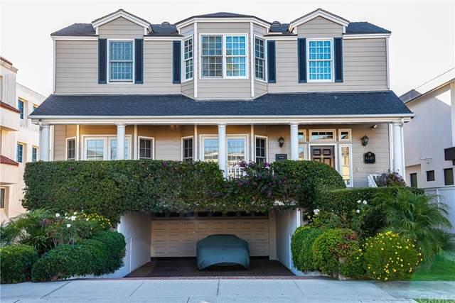 1605 #C S Catalina Avenue C, Redondo Beach, CA 90277 (#SB21230722) :: Frank Kenny Real Estate Team