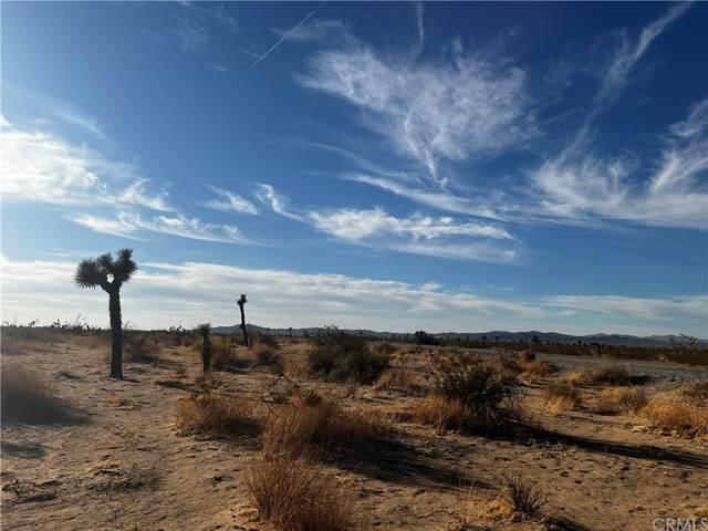 0 El Mirage Road, Adelanto, CA 92301 (#CV21233986) :: Frank Kenny Real Estate Team