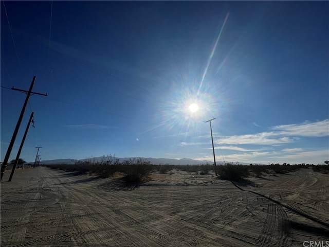 0 Sheep Creek Road, Phelan, CA 92371 (#CV21233962) :: Zutila, Inc.