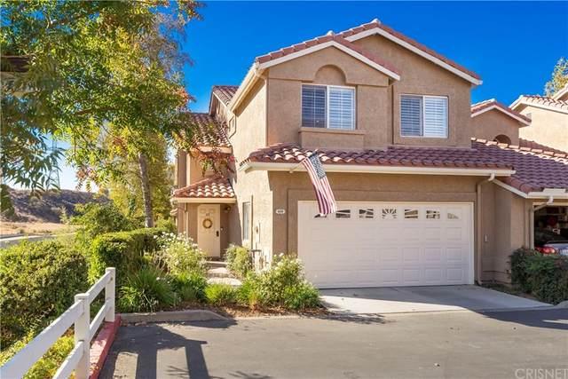 28152 Bobwhite Circle #69, Saugus, CA 91350 (#SR21233960) :: Frank Kenny Real Estate Team