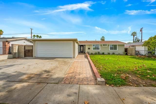 1332 Glenshaw Drive, La Puente, CA 91744 (#MB21232785) :: Compass