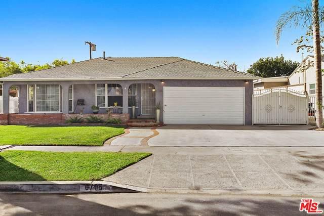6705 Ruffner Avenue, Lake Balboa, CA 91406 (#21798030) :: Frank Kenny Real Estate Team