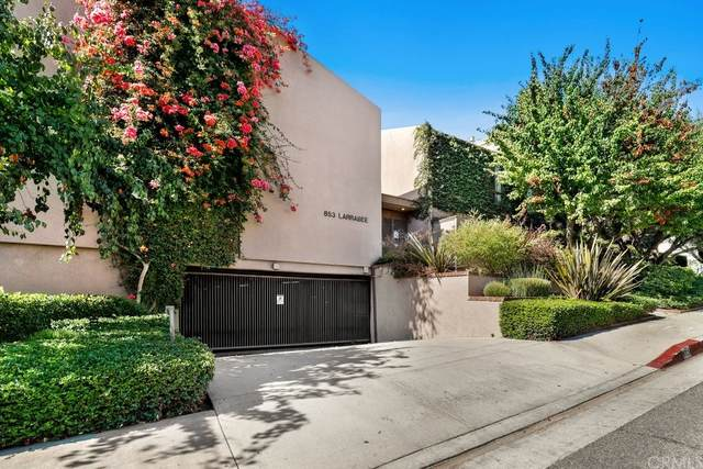 853 Larrabee Street #9, West Hollywood, CA 90069 (#SB21232548) :: Team Forss Realty Group