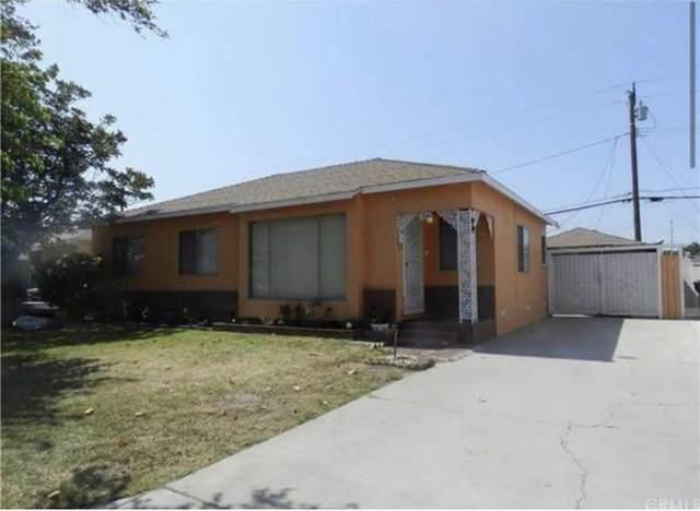 3647 Greenglade Avenue, Pico Rivera, CA 90660 (#MB21234050) :: RE/MAX Empire Properties