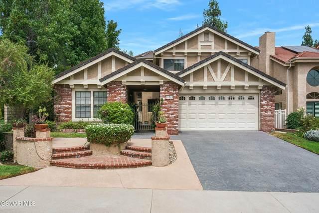 29715 Quail Run Drive, Agoura Hills, CA 91301 (#221005699) :: eXp Realty of California Inc.