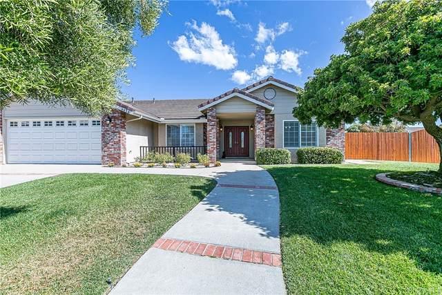 4434 Kari Lane, Santa Maria, CA 93455 (MLS #PI21233994) :: ERA CARLILE Realty Group