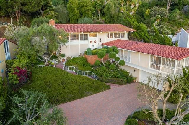 30166 Avenida Tranquila, Rancho Palos Verdes, CA 90275 (#PV21232308) :: Frank Kenny Real Estate Team