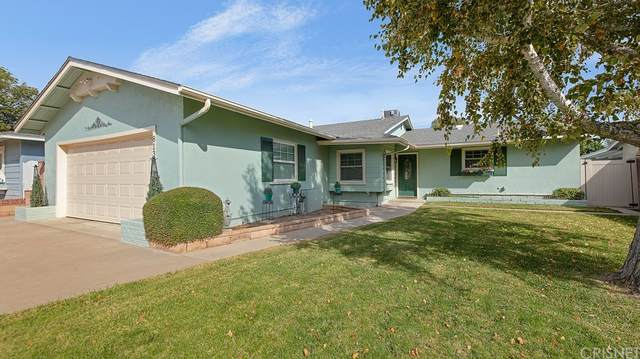 8138 Kentland Avenue, West Hills, CA 91304 (#SR21233495) :: Compass