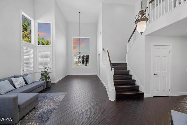 19611 Sunrise Summit Drive, Canyon Country, CA 91351 (#V1-9076) :: Frank Kenny Real Estate Team